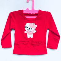Baju Atasan Anak Perempuan Impor Merk Yellow Roses 2-3 Tahun