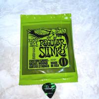 Senar gitar Ernie Ball Eletrik 010 Reguler Slinky/Ernie Ball 2221