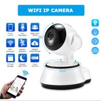 Ip Camera CCTV Mini Wifi p2p Wireless - NON MEMORY