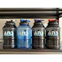 SHAKER ANS 2.5 LITER BPA FREE ORIGINAL FITNESS BOTOL SHAKER 2.5 LT BIG