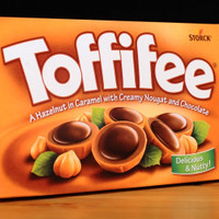 Coklat toffifee 125 gr ( 15 pc)