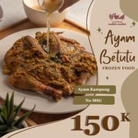 Ayam Betutu MollehMolleh asli Bali / Frozen Food (Ayam Kampung)