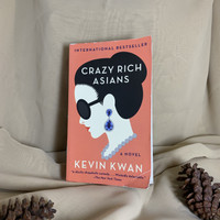 Novel Crazy Rich Asians