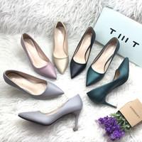 TMT Pansus Kerja Wanita A88 / Sepatu Import / Hak Tinggi