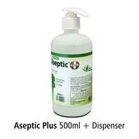 OneMed Hand Sanitizer Aseptic Plus - Dispenser 500 ml