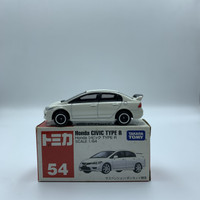 Tomica 54 Honda Civic Type R made in China