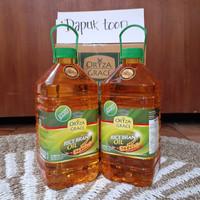 "Rice Bran Oil Oryza Grace"" 5 liter/Minyak Goreng Bekatul Padi"
