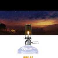 PAKET LAMPU CAMPING LENTER BRS-55 I LAMPU TENDA I lentera ultralight