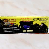 1 set Aquarium Box Top Filter Akuarium + Pompa Armada SP-203A 203