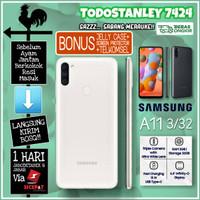 Samsung Galaxy A11 3/32 GB Garansi Resmi Samsung Indonesia - Putih