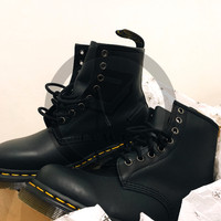 Dr Martens 1460 Black Nappa Leather Shoes
