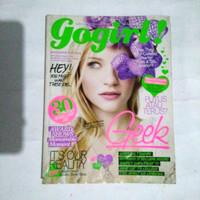 Majalah GOGIRL No.63 Apr 2010 Cover EMILIE DE RAVIN