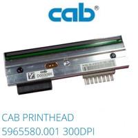 CAB EOS 2/ EOS 5 300 DPI Printhead Barcode Label Printer 5965580.001