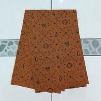 kain batik solo motif Sidomukti polos