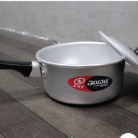 panci mie/masak jawa 18 cm dengan tutup