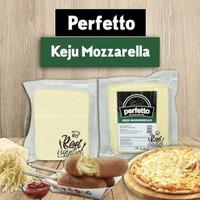 perfetto keju mozzarella 250gr/Keju lumer