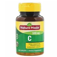 nature made vitamin c vit c 500mg 500 mg 100 caplets