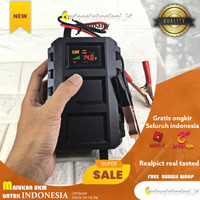 Charger Aki Mobil Sikeo Lead Acid Smart Battery Charger 12V20A