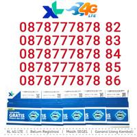 Kartu Perdana Nomor Cantik XL 4G Kuartet 8888 555 9999