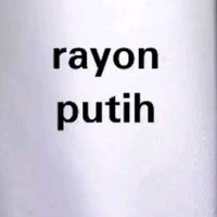 JILBAB ANAK TASYA RENDA / BAHAN RAYON / ZAHWA HIJAB ANAK UMUR 5-8TH - Putih