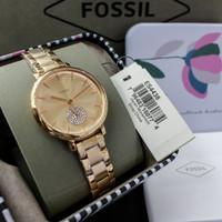 Jam Tangan Wanita Fossil Jacqueline ES-4438 Rose Gold