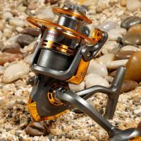Reel Pancing Spinning DB 3000 Metal Fishing