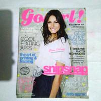 Majalah GOGIRL No.93 Okt 2012 Cover OLIVIA PALERMO