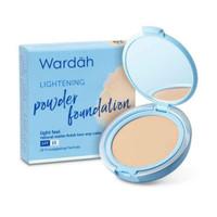 Wardah Light Feel Lightening Powder Foundation