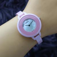 jam tangan wanita keramik gucci grade