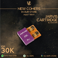 JARVIS CATRIDGE FOR JARVIS POD