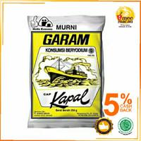 GARAM CAP KAPAL BERYODIUM 250 GRAM