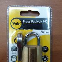 Gembok Yale V series 30mm