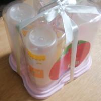 Botol Susu Bayi /Feeding Bottle GiftSet 4 botol in 1 Box, Merk Wee 003