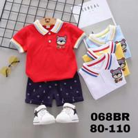 Baju Setelan Anak Laki Laki Import BEARRY