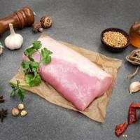 Daging babi karbonat punggung