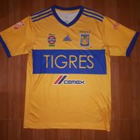 Jersey Retro Tigres home 17/18 (Liga Meksiko)