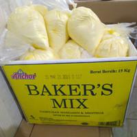 Baker's mix   bakers mix  Anchor Baker's mix repack 250gr