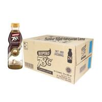 Minuman Kopiko 78 Kemasan Botol Coffe Latte /1 karton isi 12btl /240ml