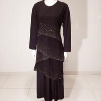 baju gamis wanita modern terbaru/ baju muslim korean style