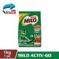 milo active go 1kg / susu bubuk coklat