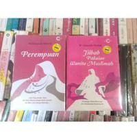 Buku Jilbab Pakaian Wanita Muslimah & Buku Perempuan - Quraish Shihab