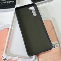 Oppo F15 Soft Silicone Rubber Back Cover Case