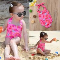bikini bayi lucu 3bln-3thn swimsuit baju renang anak cewek