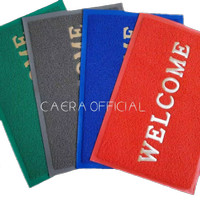KESET WELCOME SEDANG UK 40x60 cm