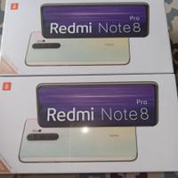 XIAOMI REDMI NOTE 8 PRO 6/128 GB (garansi resmi xiaomi)