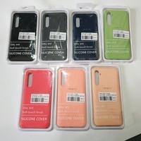 Realme XT Soft Silicone Rubber Back Cover Case