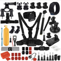 PULUZ 53in1 GoPro Action Cam Ultimate Combo Kits - Strap Mount Adapter
