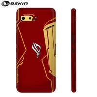 PREMIUM 9Skin Protector for Asus ROG Phone 2 - Garskin 3M Iron-Man