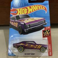 Hot wheels '68 Chevy Nova super treasure hunt ( TH$ )