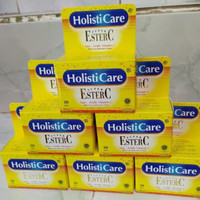 holisticare ester c 30 tablet vitamin c